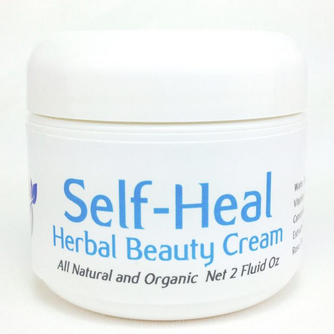 herbal beauty cream