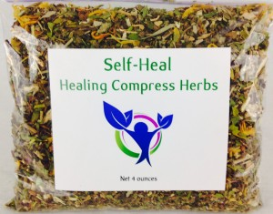 Healing Compress Herbs