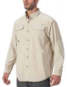 UPF 50 shirt