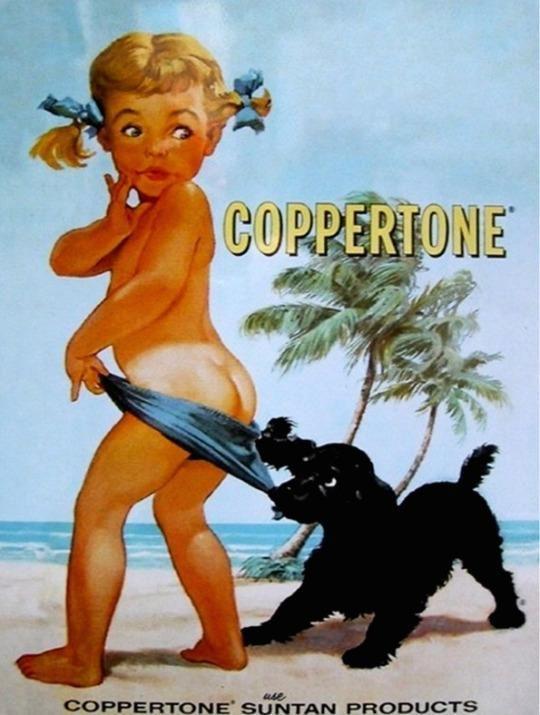 coppertone ad